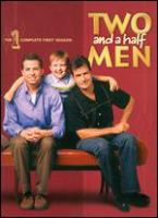 Two and a half men. The complete first season Cover Image