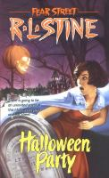 Halloween party Book cover
