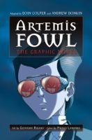 Artemis Fowl : the graphic novel Book cover