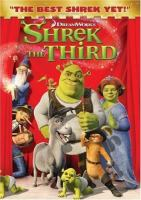 Shrek the Third [videorecording]