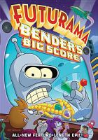 Go to record Futurama. Bender's big score