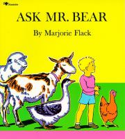 Go to record Ask Mr. Bear