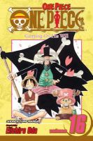 One piece. Vol. 16 Carrying on his will Book cover
