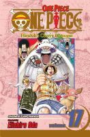 One piece. Vol. 17 Hiriluk's cherry blossoms Book cover