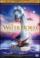 The water horse : legend of the deep Book cover