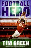 Football hero Book cover