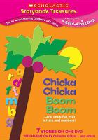 Chicka chicka boom boom : -- and more fun with letters and numbers!