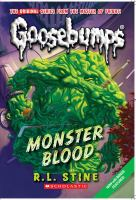 Monster blood Book cover