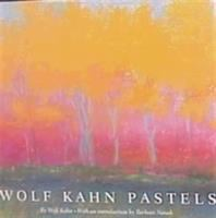 Wolf Kahn pastels  Cover Image