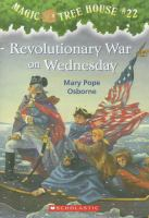 Revolutionary War on Wednesday Book cover
