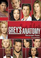 Go to record Grey's anatomy. Complete fourth season