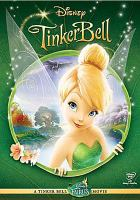 Tinker Bell Book cover
