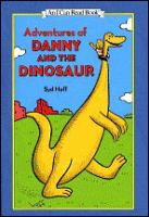 Adventures of Danny and the dinosaur Book cover