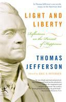 Light and liberty : reflections on the pursuit of happiness  Cover Image