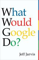 Go to record What would Google do?