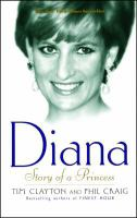 Diana : story of a princess  Cover Image