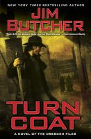 Turn coat : a novel of the Dresden files