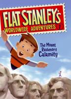 The Mount Rushmore calamity Book cover