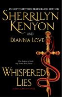 Whispered lies  Cover Image