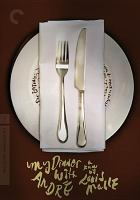 My dinner with Andre Cover Image