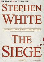 The siege a novel  Cover Image