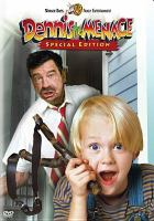 Dennis the menace Cover Image