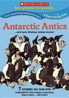 Antarctic antics Cover Image