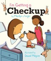 I'm getting a checkup Book cover