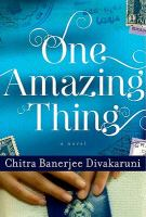 One amazing thing  Cover Image