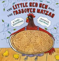 The Little Red Hen and the Passover matzah Book cover