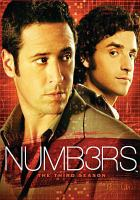 Numb3rs. The third season Cover Image
