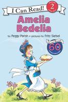 Amelia Bedelia Book cover