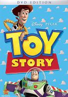 Toy story Book cover