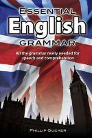 Go to record Essential English grammar