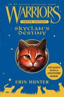 Skyclan's destiny  Cover Image