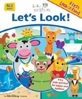 Let's Look! Book cover