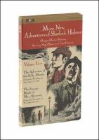 Go to record More new adventures of Sherlock Holmes. Volume 2