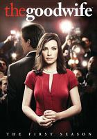 Go to record The good wife. The first season