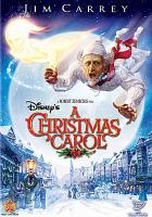 Disney's a Christmas carol Book cover