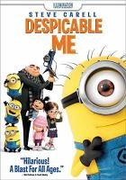 Despicable me Book cover