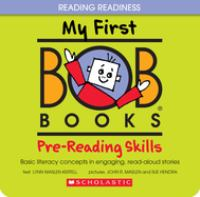 Pre-reading skills : basic literacy concepts in engaging read-aloud stories Book cover