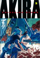 Akira. Book three Book cover