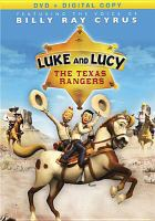 Luke and Lucy & the Texas rangers Book cover