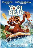 Yogi Bear Book cover