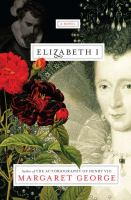 Elizabeth I Book cover