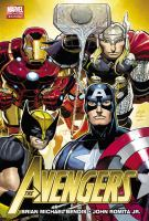 The Avengers. [Vol.1]  Cover Image