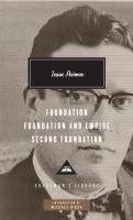 Foundation Foundation and empire ; Second foundation Book cover
