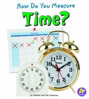 Go to record How do you measure time?