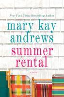 Summer rental Book cover
