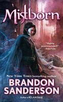 Mistborn : the final empire Book cover